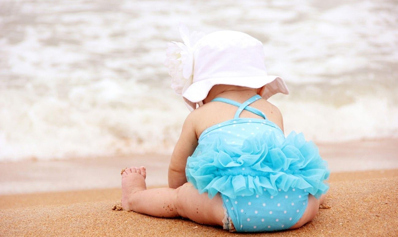 Cómo ayudar a nuestro bebé a superar su primer verano. Clínica Ginecológica Elcano Bilbao 1